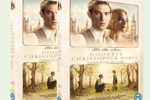 Goodbye Christopher Robin on Digital Download 12th Feb and on Blu-ray™ and DVD 26th Feb – Win one of 2 copies!
