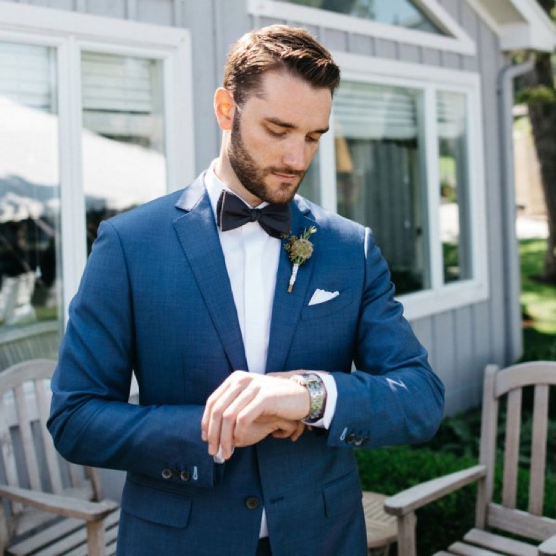 groom yourself fashion tips for men on their wedding day