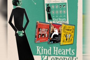 Win a Kind Hearts & Coronets Poster and other Ealing Comedy Classics