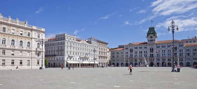 Piazza Unità d'Italia (Unity Square)