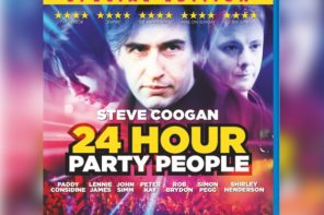 Win: Special Collectors Edition of 24 Hour Party People on Blu-ray
