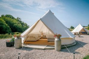 7 Budget-Friendly Summer Glamping Sites for Under 100 Pounds