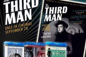 Win a 'The Third Man' 70th Anniversary Poster and British Film Classics Blu-Ray Bundle