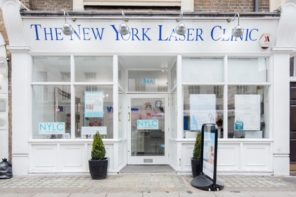 Body freeze for Bingo Wings @ The New York Laser Clinic, London