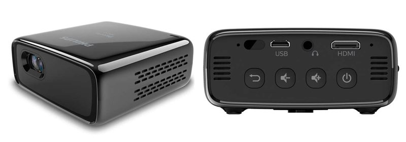 PicoPix Micro Mobile projector PPX320/INT