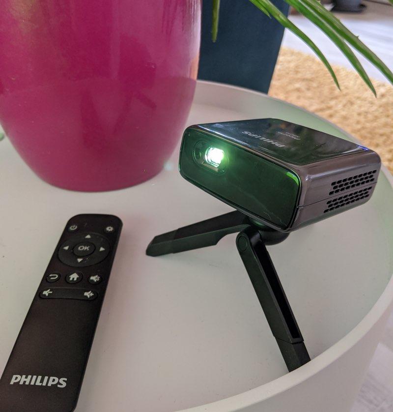 PicoPix Micro Mobile projector