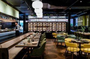 Food: Baraka – Broadgate, London