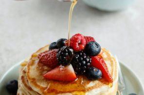 Billington's Vegan Pancakes by Juliet Sear