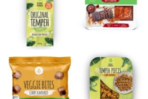 Food: Tempted by Tempeh Soya