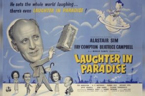 Win: Vintage Classic – Laughter in Paradise starring Alastair Sim on DVD