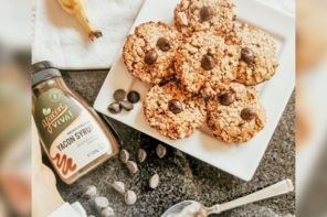 Recipe: Banana and Oat Protein Muffins