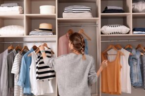 Streamline Your Wardrobe and Save Time