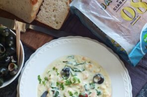 Recipe: Creamy Seafood Chowder